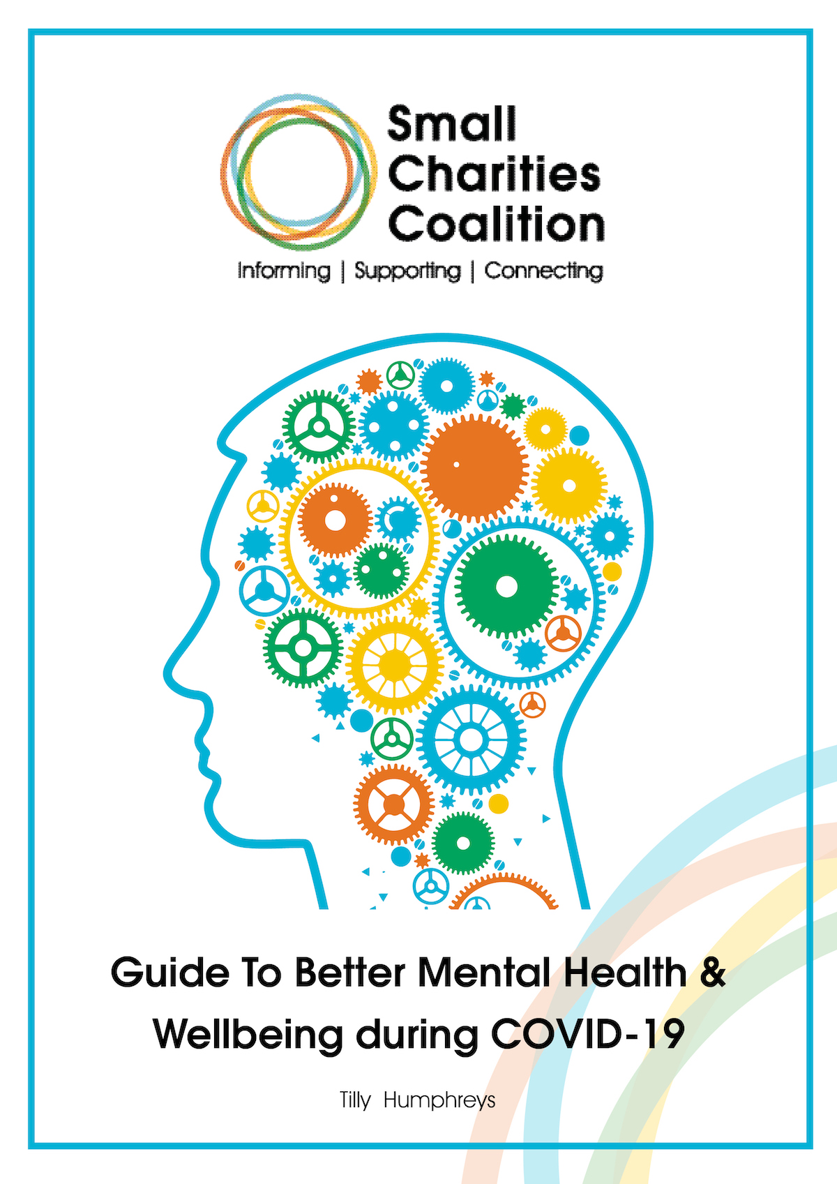 small charities guide cover