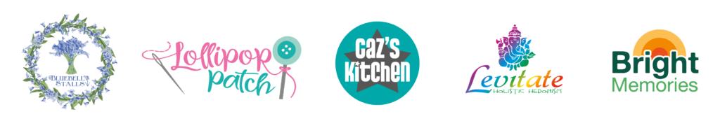 logo designs by saladbomb
