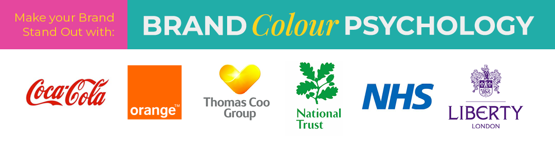 Make Your Brand Stand Out: A Super Simple Visual Guide To Colour Psychology