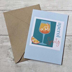 aperol spritz card